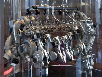 Engine art