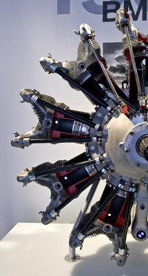 BMW 132 aircraft engine (1933)