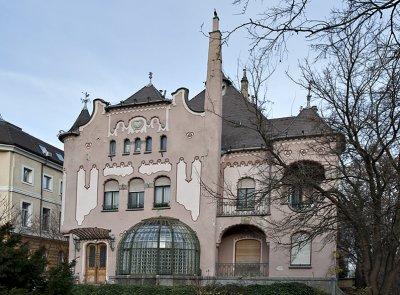 Another building by Ödön Lechner