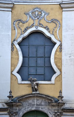 St. Anadol, window