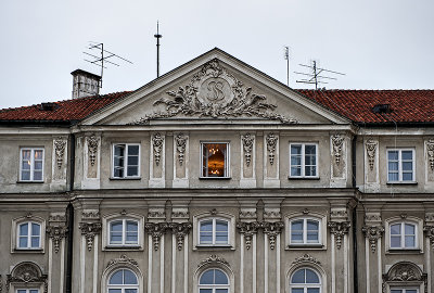 Room at the top, Wessel Palace