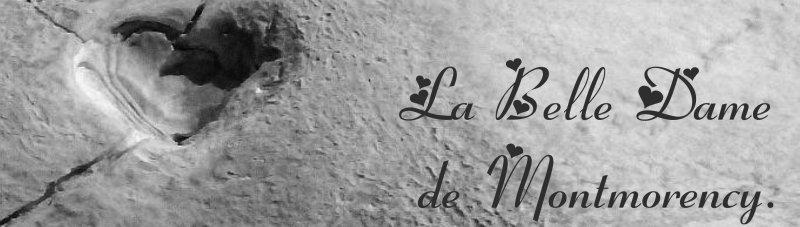La belle dame de Montmorency.Banner.