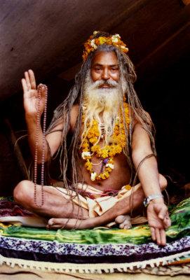 Sacred Sadhus Portraits @ 1998 Kumbh Mela & 2010 Maha  Kumbh Mela