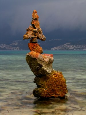 My Stone Sculpture 2010 WIP