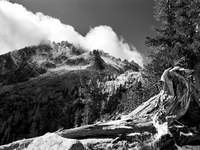 Storm Brewing Over Enchantments