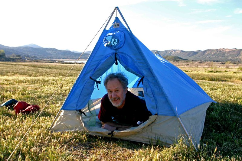Carl In HIs 1972 Sierra Designs Wilderness Tent  sc 1 st  PBase.com & Carl In HIs 1972 Sierra Designs