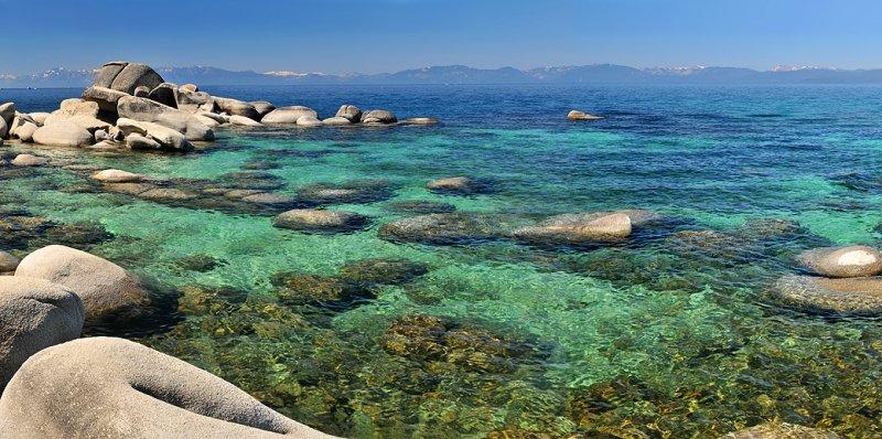 NV - Lake Tahoe - Sand Harbor 4