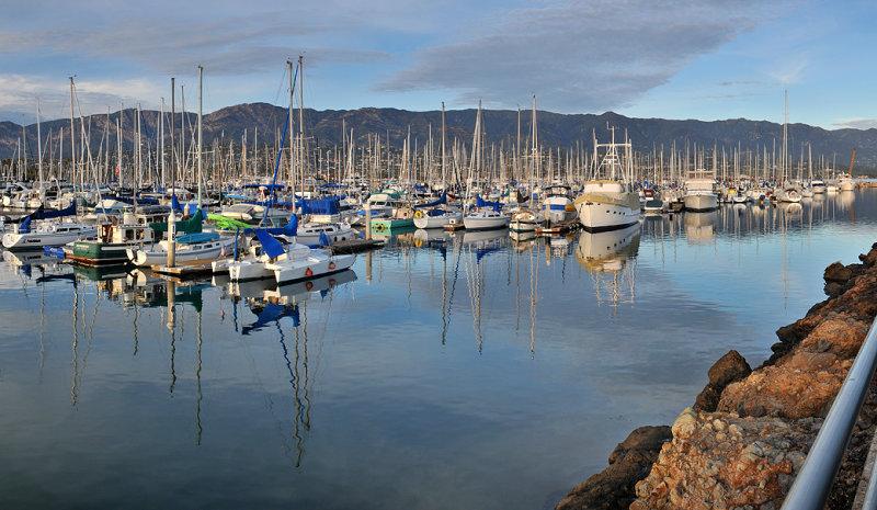 SB Harbor - Afternoon 1