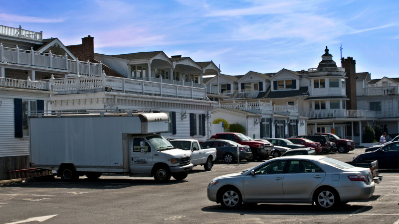 The Village and Marina of Port Jefferson