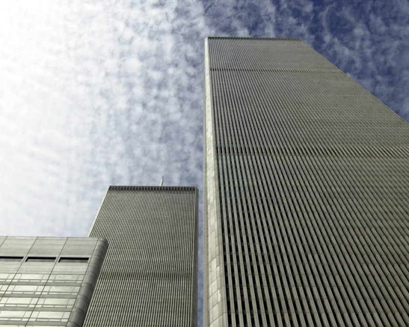 The WTC July 2001