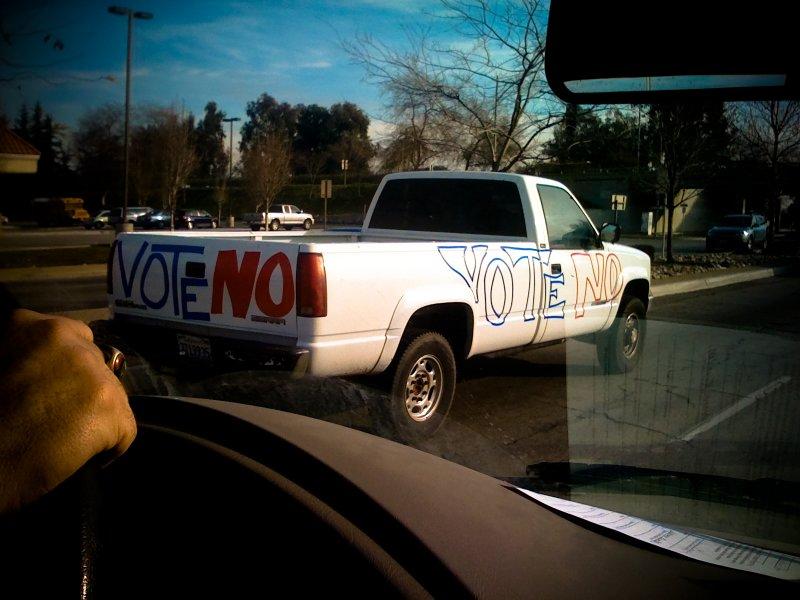 January 31st - Vote No!