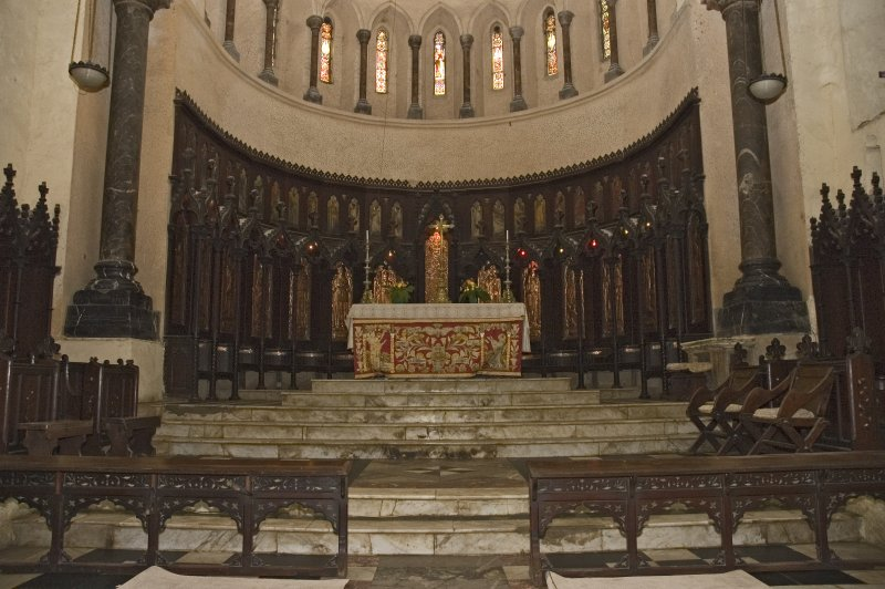 Church of Christ Cathedral altar