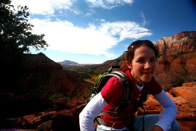 Zion-Watchman Trail II