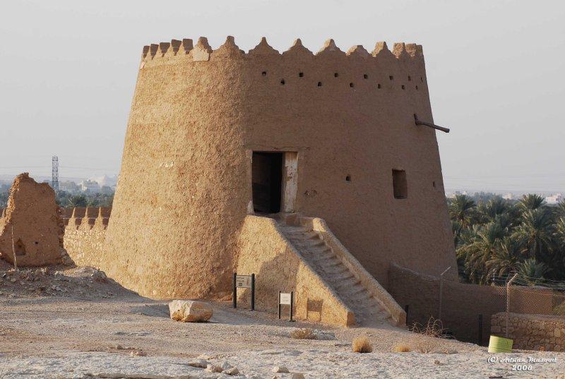 10-Diriyah Faisaliah Watch tower.JPG