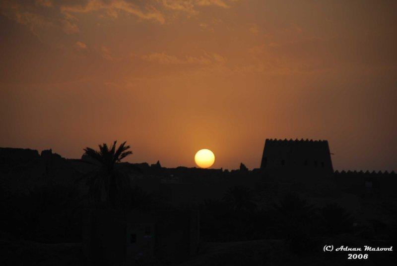 33-Diriyah sunset.JPG