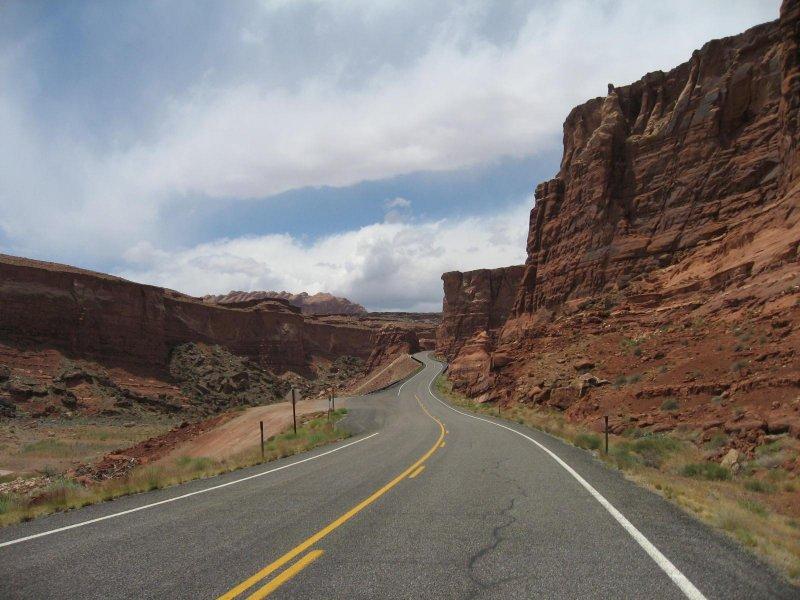 Utah hwy 95