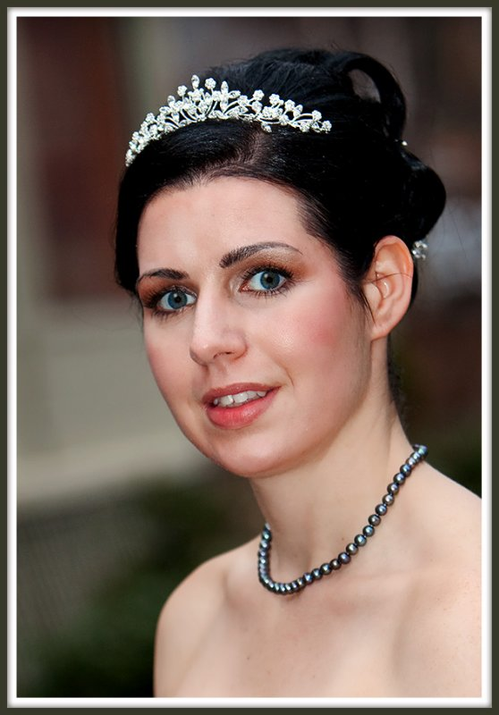 Robyn After Ceremony Portrait