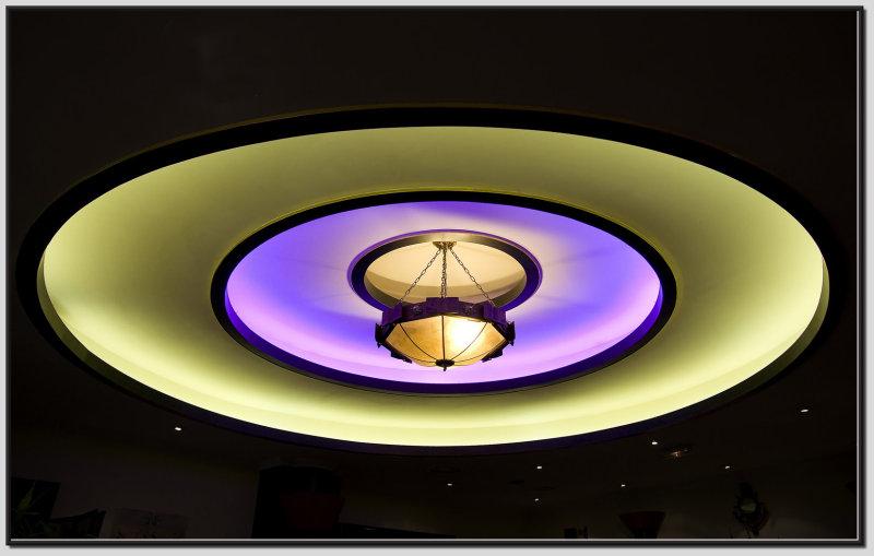 Japanese restaurant ceiling