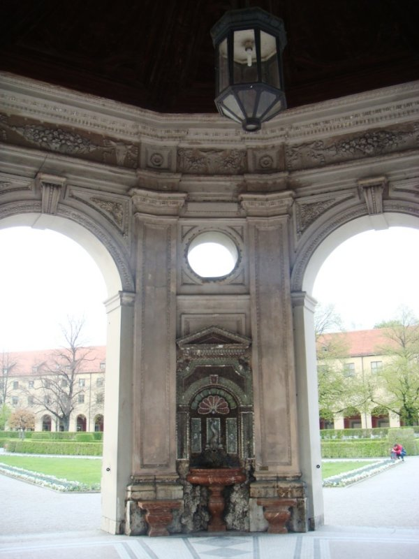 Dome Inside