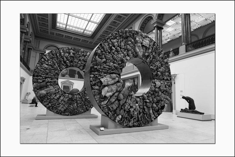 Bruxelles </br>Musée dart moderne