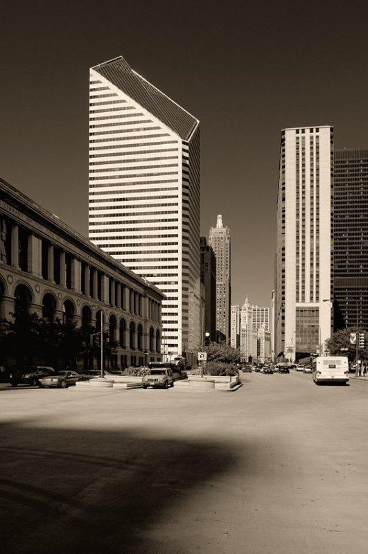Timeless Michigan Avenue