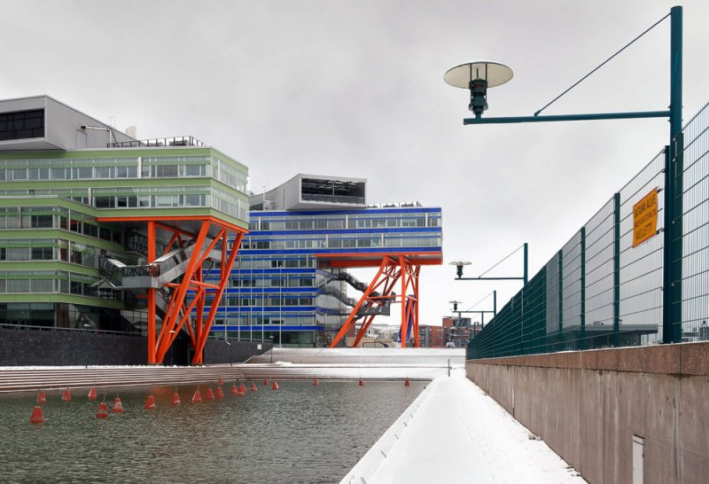 Helsinki Technology Center