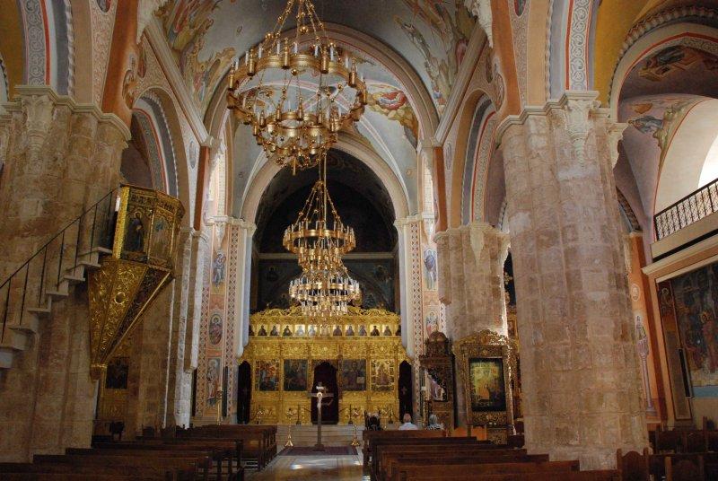 St. Gerious Arabic Church