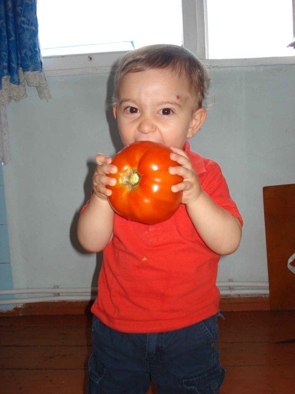 Oh I love tomatos
