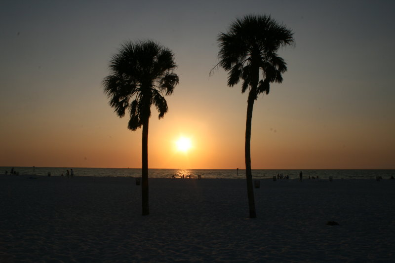 Clearwater Beach Sunset 1