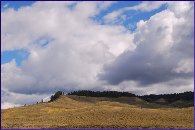 76-  Yellowstone National Park