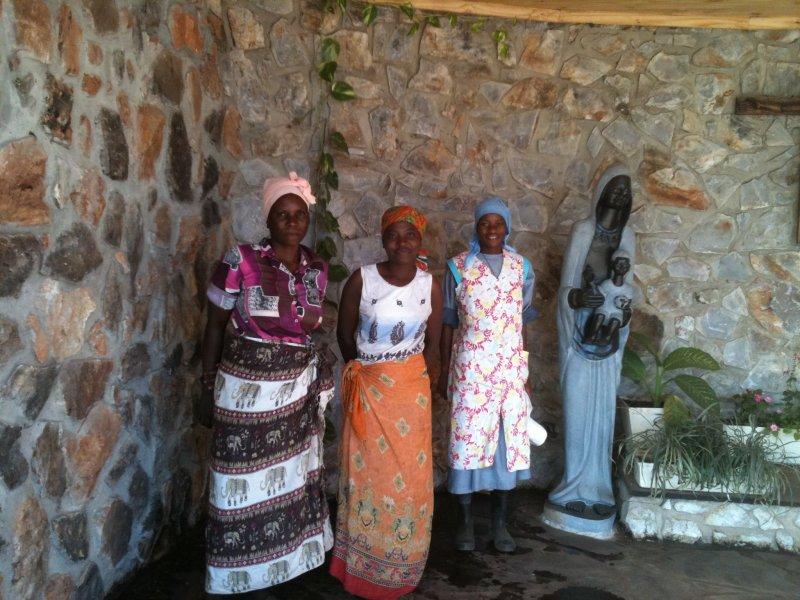 Grotto, Mariachitubu Forgiveness and Reconciliation Centre