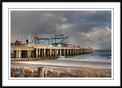 Steel Pier at Atlantic City