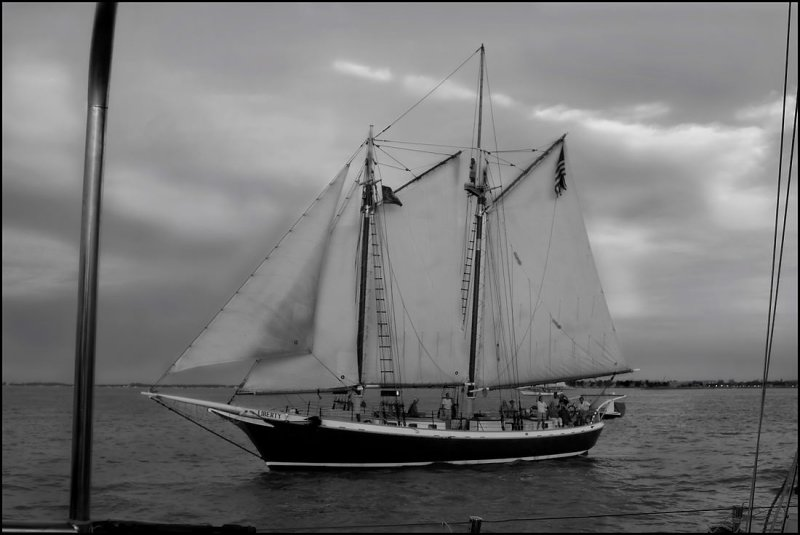 B&W Schooner Key West