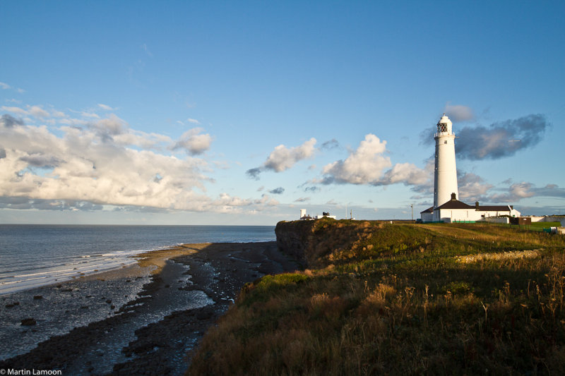 Nash Point Lighthouse - S.Wales