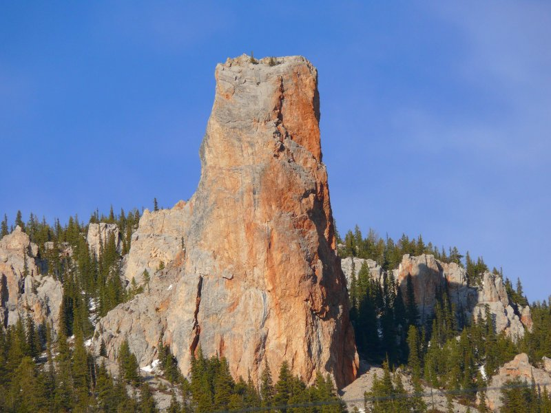 Chimney Rock, Marble Canyon, FZ50 full zoom.jpg