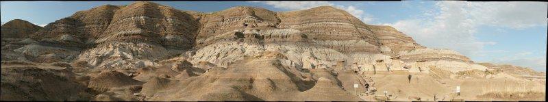 Badlands Panorama Drumheller 10.jpg