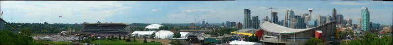Calgary Stampede skyline with fans 10.jpg