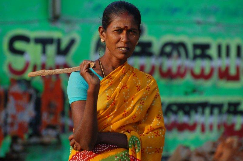 Portrait, Madurai