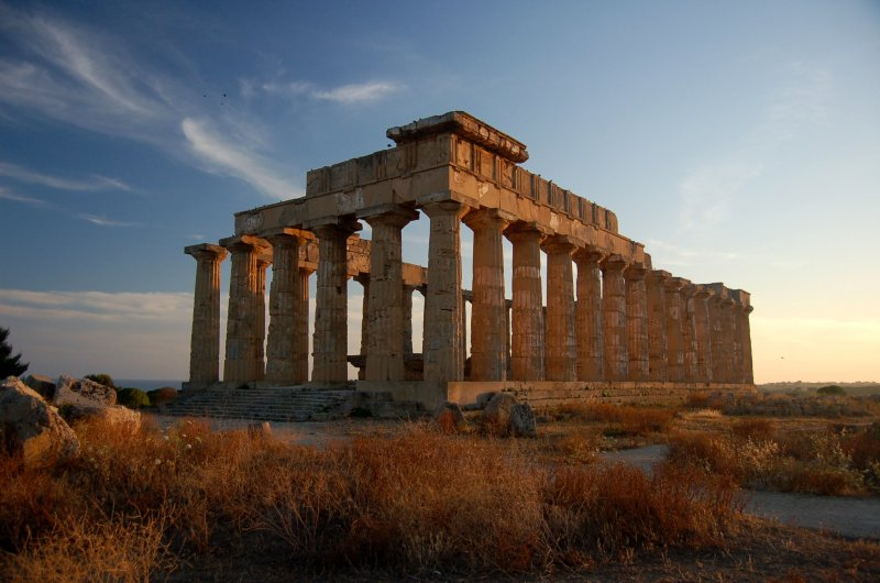 Selinunte Acropolis
