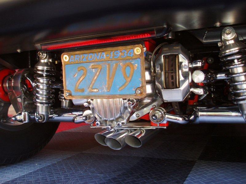 34 license plate