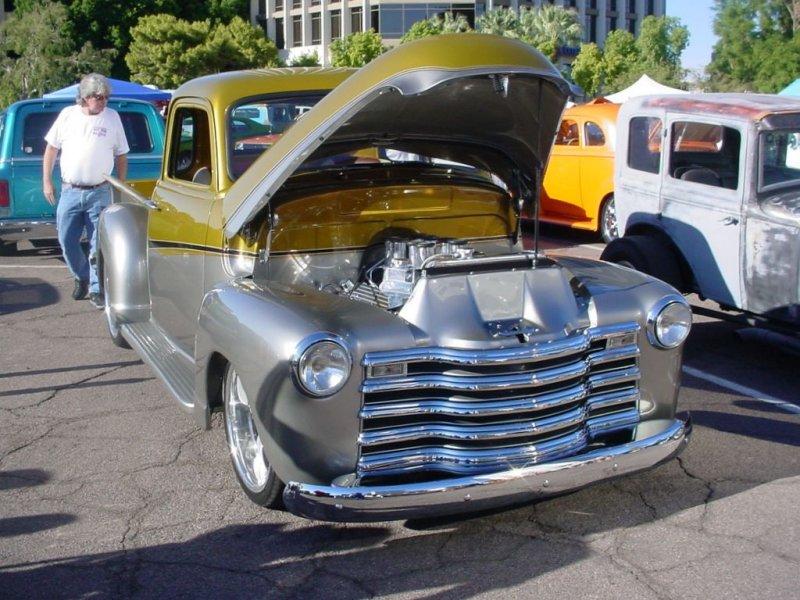 1948 Chevy 3100<br>Phoenix Arizona