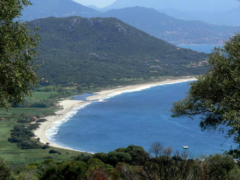 la plage de Cupabia.
