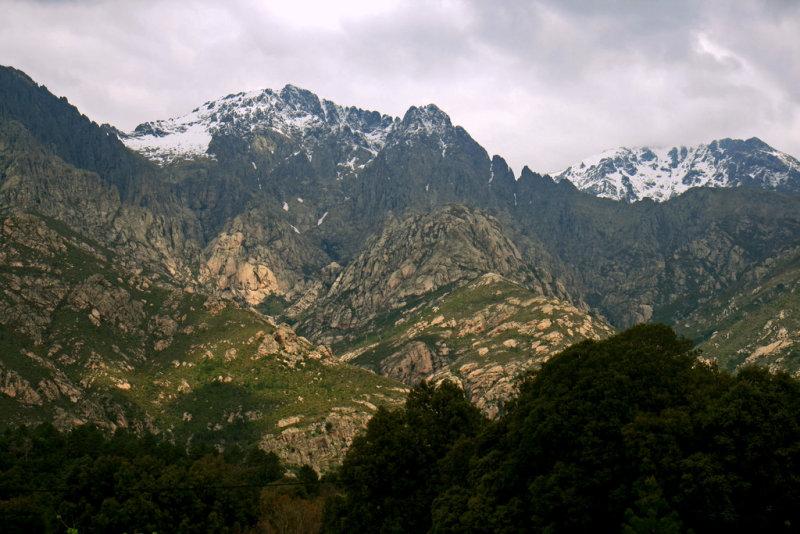 Monte dOro, alt 2400 m.