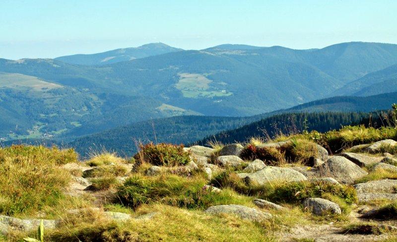 my beautiful mountains.