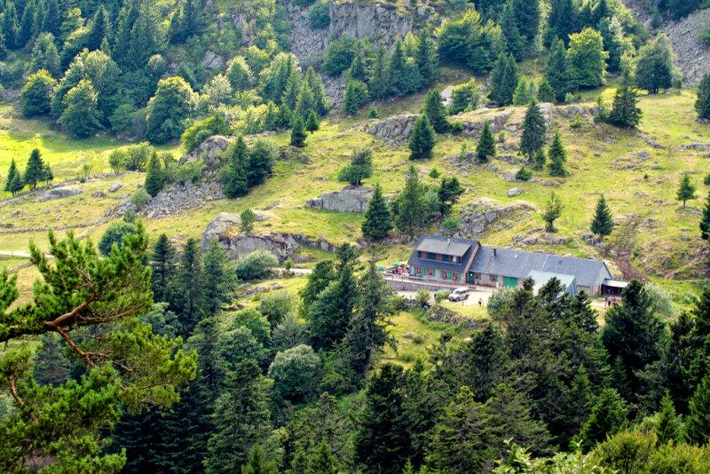 ferme-auberge dans les Vosges