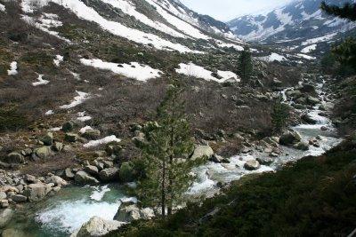 Restonica river