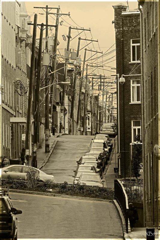 STREET of QEBEC