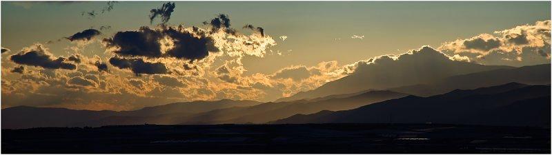 Poniente cloudscape