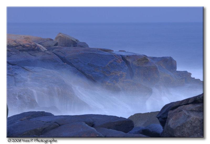 On the Rocks ...