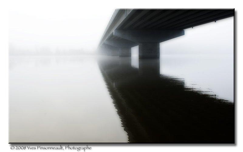 The bridge ...